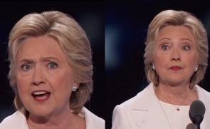 Clinton o Trumpie: