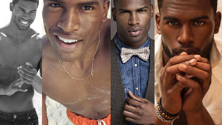CIACHO TYGODNIA: Broderick Hunter - koszykarz, który został modelem (ZDJĘCIA)