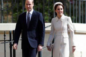 Księżna Kate, książę William i ich dzieci będą nocowali w Belwederze!
