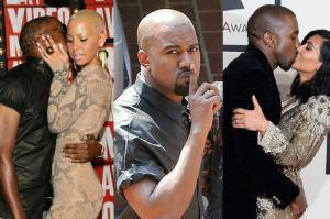 """Kanye: """"Nigdy nie pozwalałem kochankom zabawiać się moją pupą"""""""
