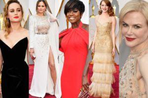 Oscary 2017: kreacje z czerwonego dywanu! (DUŻO ZDJĘĆ)