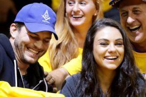 Znamy płeć drugiego dziecka Mili Kunis i Ashtona Kutchera!