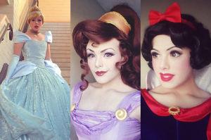 Fan Disney'a przebiera się za księżniczki (GALERIA)