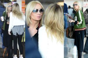 Przetakiewicz i Szulim całują się na lotnisku (ZDJĘCIA)