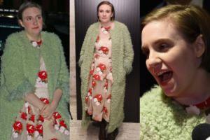Co ma na sobie Lena Dunham? (ZDJĘCIA)