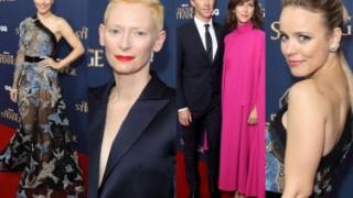 """Cumberbatch, Swinton i McAdams promują """"Doktora Strange'a"""" w Londynie (ZDJĘCIA)"""