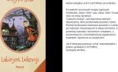 Chylińska pokazała okładkę książki