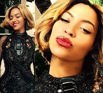 Beyonce w nowej peruce!
