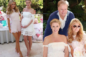 Tak wyglądał baby shower Nicky Hilton (FOTO)