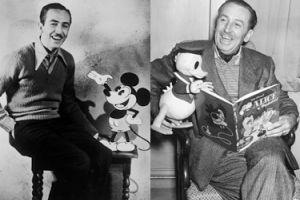 115 lat temu urodził się Walt Disney... (ZDJĘCIA)