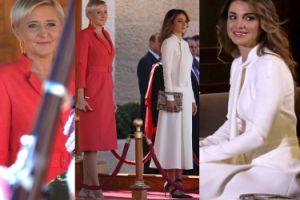 Agata Duda z królową Ranią w Jordanii (ZDJĘCIA)