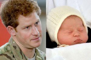 """Książę Harry ZACHWYCONY swoją bratanicą: """"Jest absolutnie piękna!"""""""