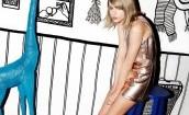 Taylor Swift pokazuje nogi w nowej kampanii (GALERIA)