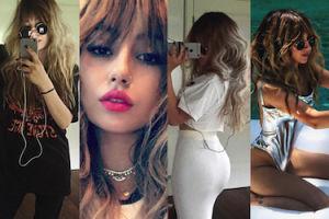 19-letnia córka Kasi Kowalskiej zmieniła wizerunek. Wygląda jak Selena Gomez? (ZDJĘCIA)