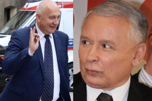 """Wicemarszałek Sejmu podlizuje się prezesowi Kaczyńskiemu: """"Jest prawdziwym MĘŻEM STANU, politykiem z charyzmą"""""""