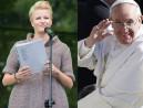 Syna Kożuchowskiej ochrzci... papież Franciszek?!