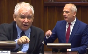 """Neumann o słowach Kaczyńskiego: """"HANIEBNE! OCZEKUJEMY PRZEPROSIN. Podejmiemy kroki prawne!"""""""