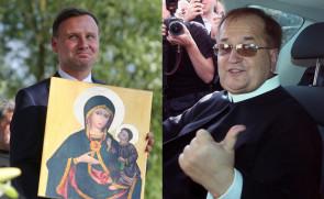 Andrzej Duda do Rydzyka i jego szkoły: