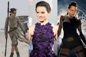 """Nową Larą Croft zostanie... Rey z """"Gwiezdnych Wojen""""! (ZDJĘCIA)"""