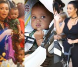 Kim pokazała 8-miesięcznego syna! (ZDJĘCIA)