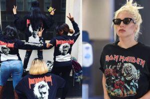 Nowa moda wśród gwiazd: Rihanna i Bieber dla fanów metalu?