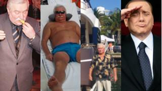 Dziś urodziny obchodzą Lech Wałęsa i... Silvio Berlusconi! (ZDJĘCIA)