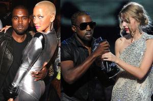 """Amber Rose o Kanye: """"W trakcie VMA on nie wiedział kim jest Taylor Swift"""""""