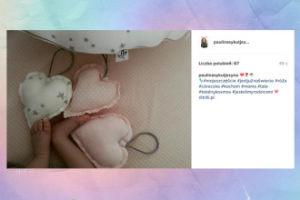 Paulina Sykut pokazała... stopę córeczki (FOTO)