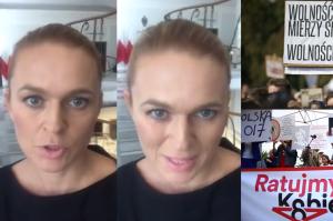 """Barbara Nowacka: """"Posłowie wolą rozmawiać o projekcie, który torturuje kobiety!"""""""