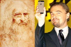 Leonardo DiCaprio zagra... Leonarda Da Vinci!