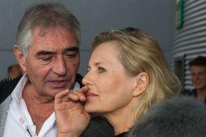 """Szapołowska i Stępniewski znów się kłócą. """"Eryk nie rozumie jej artystycznej duszy"""""""