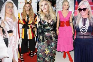 Najgorsze stylizacje maja: Olejnik, Sarsa, Madonna, Horodyńska, Margaret... (ZDJĘCIA)