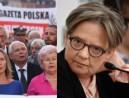 """Agnieszka Holland porównała miesięcznice smoleńskie do... MIESIĄCZEK! """"Powstało coś, co ZATRUWA NASZ ORGANIZM SPOŁECZNY!"""""""