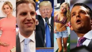 Tak wyglądają dzieci Donalda Trumpa: Celebrytka, biznesmen, modelka i myśliwy (ZDJĘCIA)