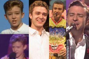 Justin Timberlake kończy dziś 36 lat! (ZDJĘCIA)