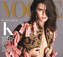 Kendall Jenner na okładce