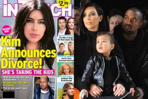 """Kim Kardashian zdecydowała się na rozwód! """"BĘDZIE ŻĄDAŁA PEŁNEJ OPIEKI NAD DZIEĆMI"""""""