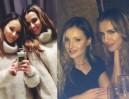 Marina i Sara Boruc chodzą razem na zakupy!
