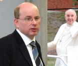 Rokita krytykuje papieża: