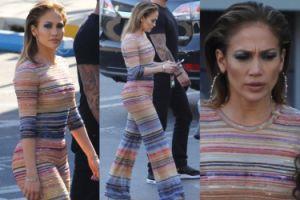 Co ma na sobie Jennifer Lopez? (ZDJĘCIA)