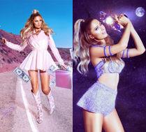 Paris Hilton jako Barbarella i...