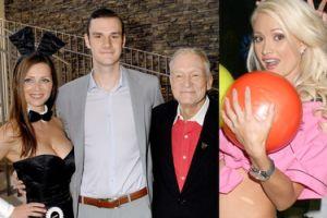 "Syn Hugh Hefnera o Holly Madison: ""Leci na kasę mojego ojca!"""