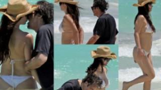 77-letni Al Pacino całuje na plaży 38-letnią kochankę! (ZDJĘCIA)