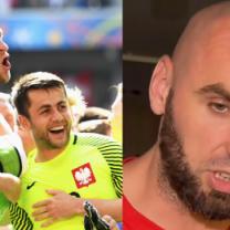 """Gortat o meczu Polska-Szwajcaria: """"Serce nigdy mi tak nie biło. Fabian go dla nas wygrał!"""""""