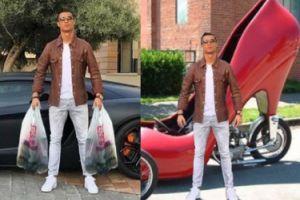 Internauci naśmiewają się z Ronaldo (GALERIA)