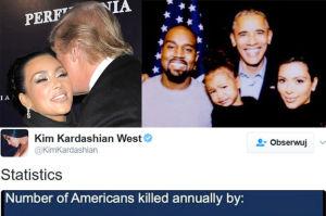 """Kim krytykuje zakaz Trumpa: """"Więcej ludzi umiera spadając z łóżka niż przez islamistów!"""""""