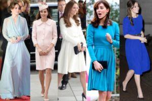 Najlepsze stylizacje księżnej Kate w 2015 roku (ZDJĘCIA)
