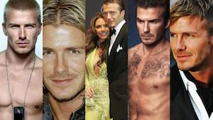 David Beckham skończył 41 lat! (ZDJĘCIA)