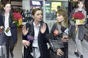 Kulesza i Trzebuchowska wracają z Oscarów! (ZDJĘCIA)
