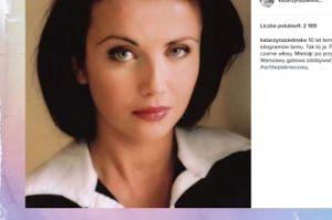"""Katarzyna Zielińska: """"10 lat temu, 10 kilogramów temu"""""""